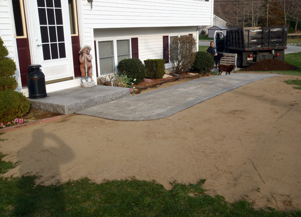 Walkway & Step Attleboro, MA