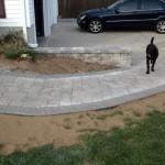 Walkway & Step (front) Attleboro, MA