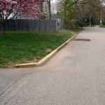 Curbing Riverside, RI