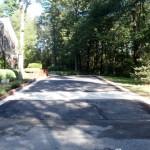 Driveway Trim (bottom) Rehoboth, MA