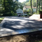 Driveway Trim (top) Rehoboth, MA