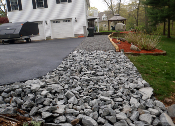Curbing & Landscaping Rehoboth, MA