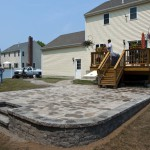 Attleboro Patio, Walkway, and Stairs 2