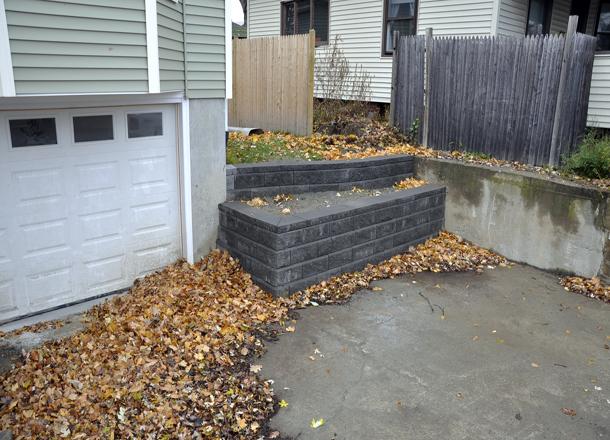 Wall North Providence, RI