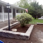 Raised Wall Planter