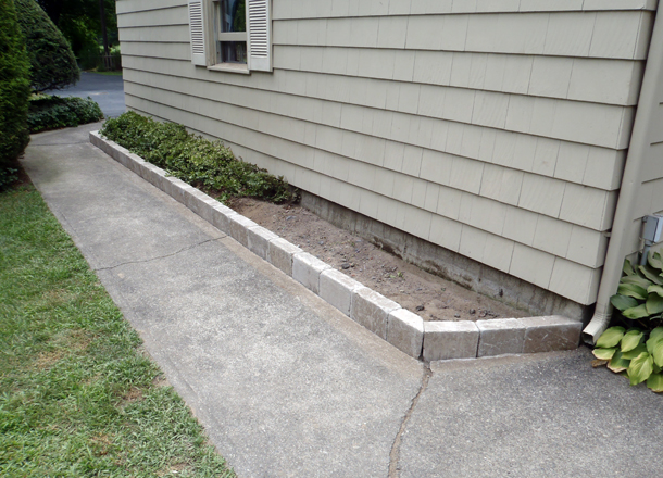 Planter Edging