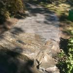 Granite Step & Walkway