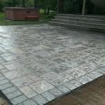 Square Patio