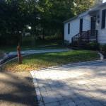 Driveway & Walkway